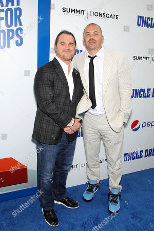 Marty Bowen, Jay Longino (Screenwriter) with Guest