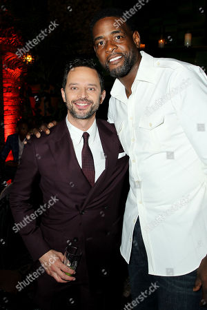 Nick Kroll, Chris Webber