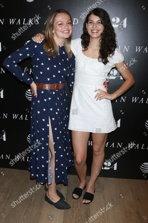 Stock Picture of Emily Meade and Sofia Black -D-Elia