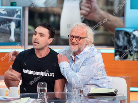 Joey Carbstrong and Antony Worrall Thompson