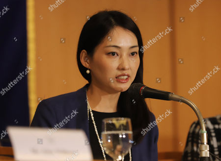 Editorial image of 'The Trial' film press conference, Foreign Correspondents' Club of Japan, Tokyo, Japan - 25 Jun 2018