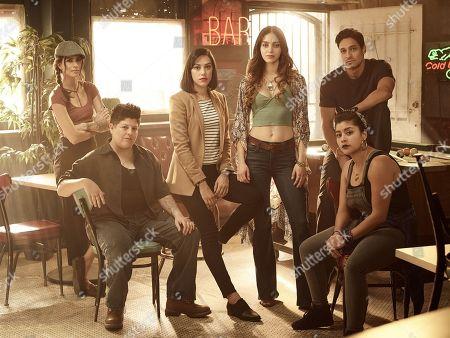 "Editorial photo of ""Vida"" (Season 1) TV Show - 2018"