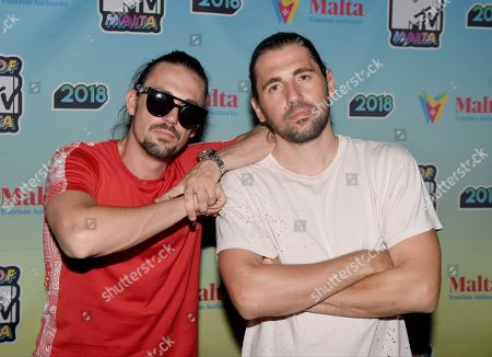 Like Mike and Dimitri Vegas