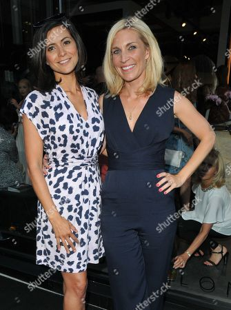 Lucy Verasamy and Sarah Hewson