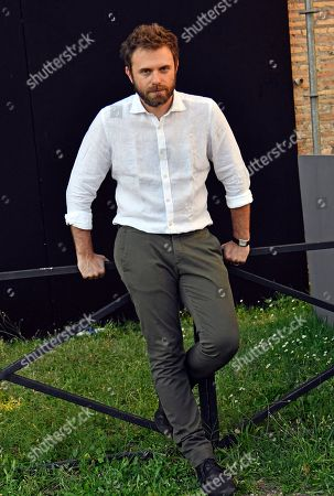 Editorial image of Literature Festival, Rome, Italy - 27 Jun 2018