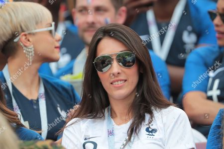 Olivier Giroud's wife, Jennifer Giroud