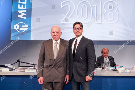 Fedele Confalonieri, Pier Silvio Berlusconi