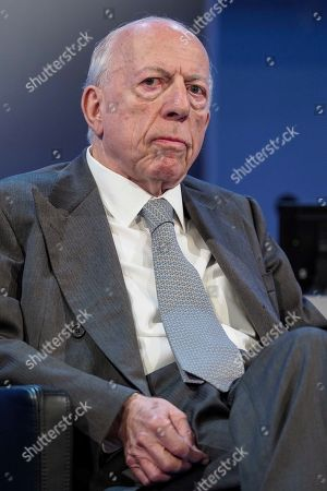 Editorial image of Mediaset shareholders' meeting, Cologno Monzese, Milan, Italy - 27 Jun 2018
