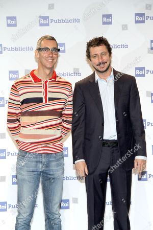 Paolo Kessisoglu and Luca Bizzarri
