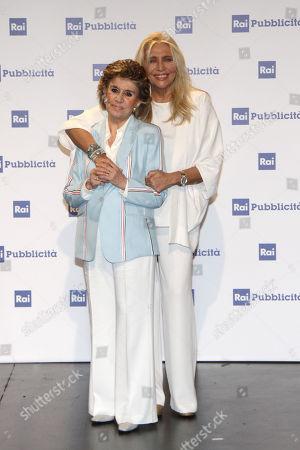 Editorial picture of Presentation Palinsesti Rai, Milan, Italy - 27 Jun 2018