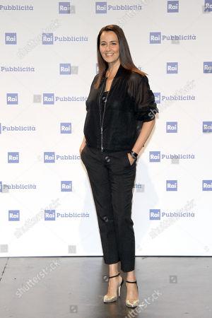 Stock Picture of Roberta Capua