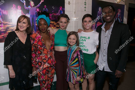 Editorial picture of 'Fun Home' party, After Party, London, UK - 27 Jun 2018