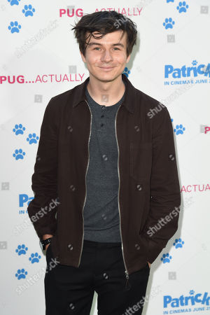 Editorial image of 'Patrick' film premiere, London, UK - 27 Jun 2018