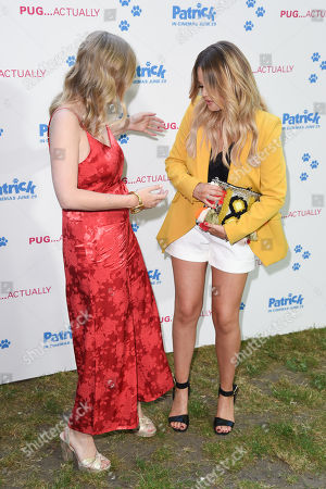 Beattie Edmondson and Emily Atack