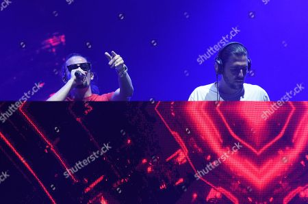 Stock Picture of Dimitri Vegas & Like Mike
