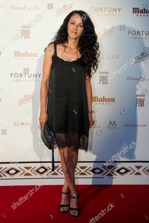 Stock Picture of Monica Estarreado