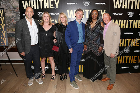 Simon Chinn, Sheila Stepanek, Lisa Erspamer (Producers), Kevin MacDonald (Director), Pat Houston and Jonathan Chinn (Producer)