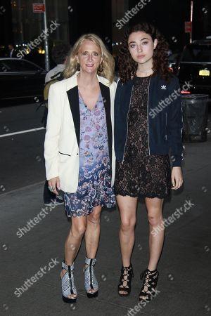 Nanette Lepore and Violet Savage