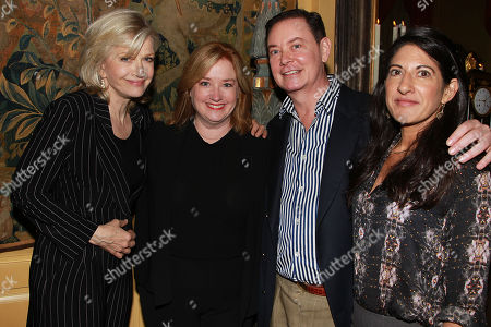 """Editorial image of A private screening and reception of """"Far From The Tree """" hosted by Diane Sawyer, New York, USA - 27 Jun 2018"""