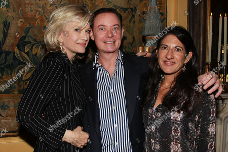 Stock Photo of Diane Sawyer, Andrew Solomon (Author) and Rachel Dretzin (Director)