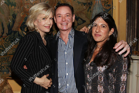 """Editorial picture of A private screening and reception of """"Far From The Tree """" hosted by Diane Sawyer, New York, USA - 27 Jun 2018"""