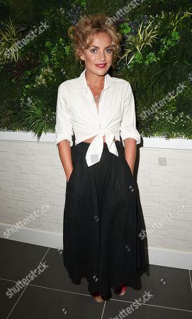 Editorial picture of Erica Bergsmeds exhibition VIP preview, London, UK - 27 Jun 2018