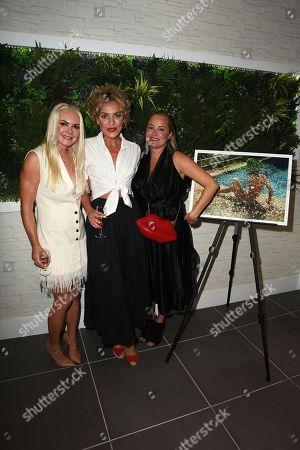 Stock Image of Martha Sitwell, Erica Bergsmeds, Caroline Mellor