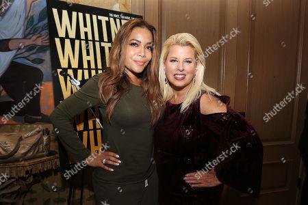Sunny Hostin and Rita Cosby