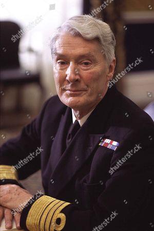 Timothy Carlton as Admiral James Francis