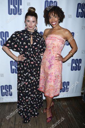Editorial photo of 'Carmen Jones' Off-Broadway opening night, After Party, New York, USA - 27 Jun 2018