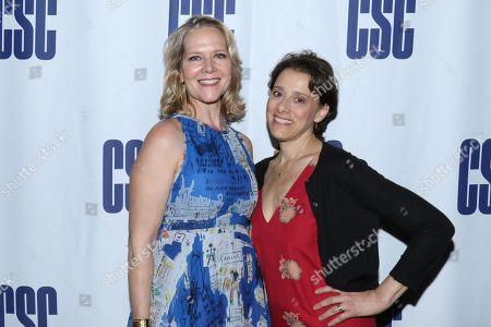 Rebecca Luker and Judy Kuhn