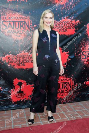Editorial image of 44th Annual Saturn Awards, Burbank, USA - 27 Jun 2018