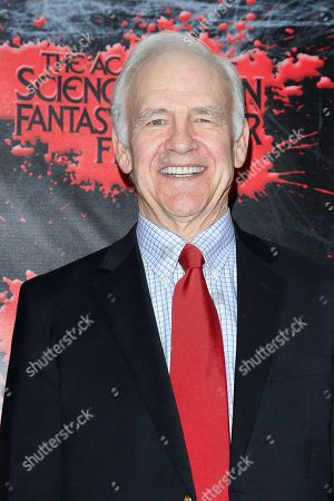 Robert Pine, father of Chris Pine  in the press room at the 44th Annual Saturn Awards held at The Castaway in Burbank, California, USA, 27 June 2018(issued 28 June). The Saturn Awards honors the best in science fiction, fantasy, horror and other genres in film, television, home media releases, and theatre.