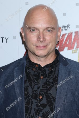 Editorial photo of 'Ant-Man and The Wasp' film premiere, Arrivals, New York, USA - 27 Jun 2018