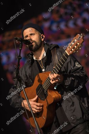 Concert, Festival, Festival No 6, Gwynedd, Nick Mulvey, North Wales, Number 6, Portico Quartet, Portmeirion, UK, Wales, festivalgoers, gig, music festival, show, singer
