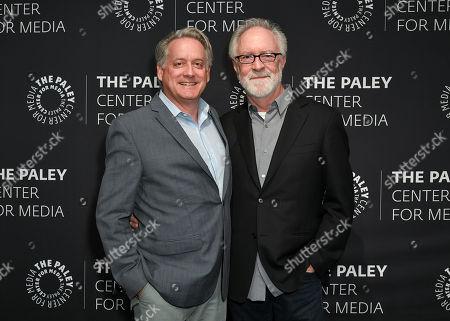 Mark Herzog and Gary Goetzman