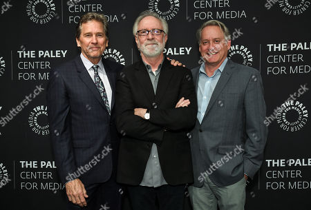 Tim Matheson, Gary Goetzman and Mike Herzog