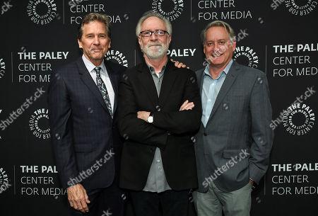 Tim Matheson, Gary Goetzman and Mike Herzog