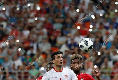 Editorial photo of Russia Soccer WCup Panama Tunisia, Saransk, Russian Federation - 28 Jun 2018