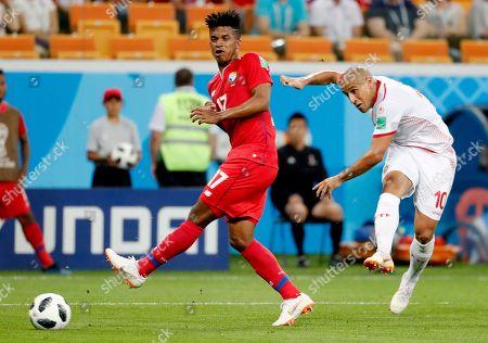 Editorial photo of Group G Panama vs Tunisia, Saransk, Russian Federation - 28 Jun 2018
