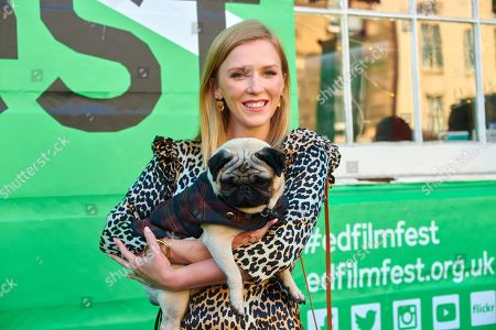 Beattie Edmondson and 'Harley'