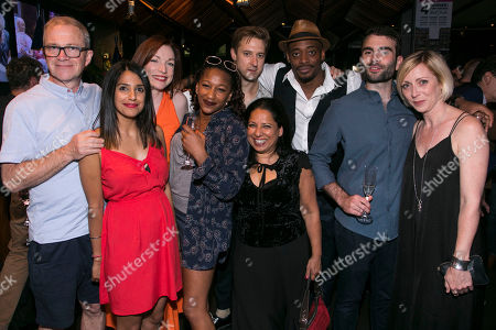 Editorial image of 'Genesis Inc' party, After Party, London, UK - 28 Jun 2018