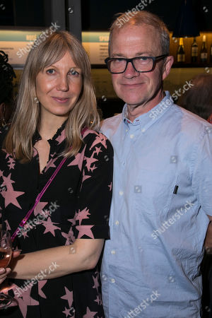 Jemma Kennedy (Author) and Harry Enfield (Dr Marshall/Karl Marx/Ron/Margaret Mead/God)