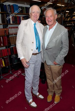 Tim Rice & Simon Schama