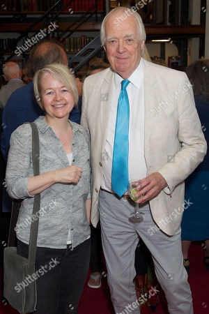 Stock Picture of Sarah Waters & Tim Rice