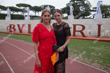 Editorial photo of Bulgari Parade, Rome, Italy - 28 Jun 2018