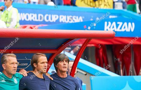 Editorial image of South Korea v Germany, Group F, 2018 FIFA World Cup football match, Kazan Arena, Russia - 27 Jun 2018