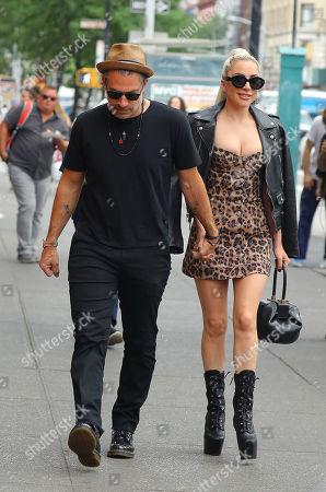 Christian Carino, Lady Gaga
