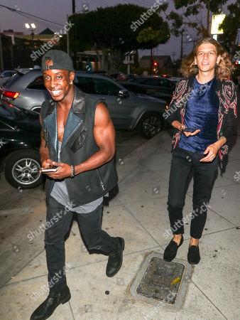 Editorial photo of Celebrities at Craig's Restaurant, Los Angeles, USA - 28 Jun 2018