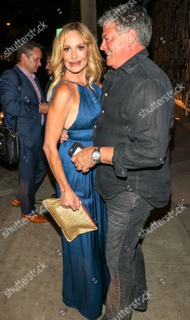Stock Picture of Taylor Armstrong and John H. Bluher